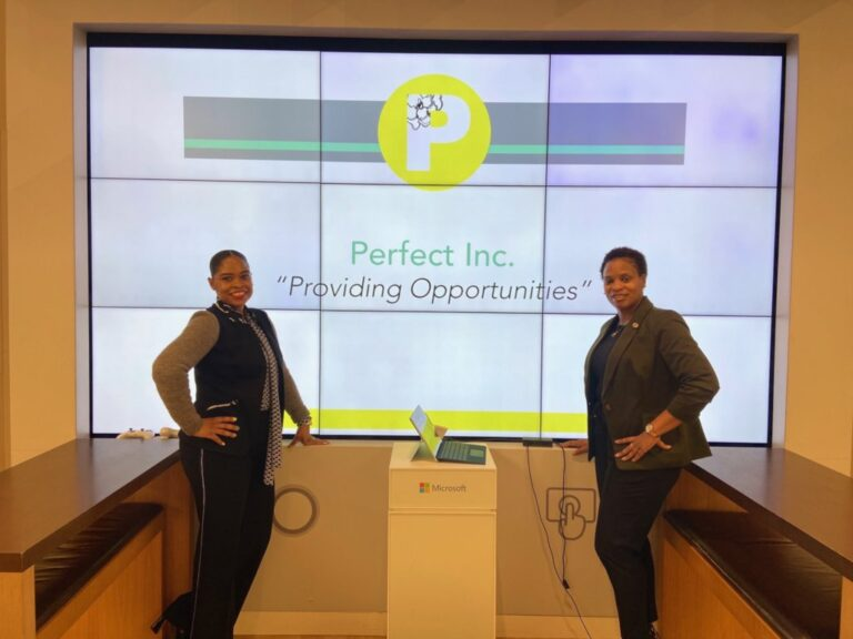 Perfect Inc Team at the release of new Microsoft Virtual Readiness Course